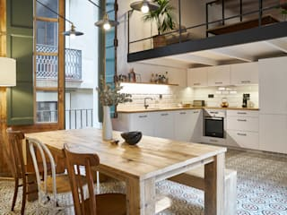 Built-in kitchens by Mako Mako Bcn by Room Global