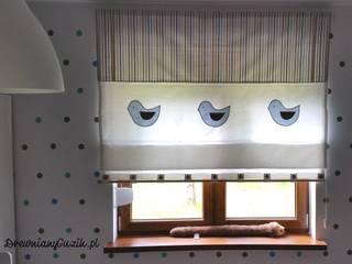 Drewniany Guzik Habitaciones infantilesAccesorios y decoración Blanco