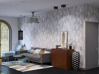 Salones de estilo  de Wide Design Group