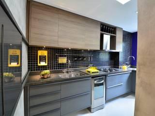 Muebles de cocinas de estilo  por BG arquitetura | Projetos Comerciais, Moderno