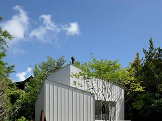 منازل تنفيذ 稲山貴則 建築設計事務所, تبسيطي