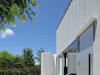 八ヶ岳の離れ: 稲山貴則 建築設計事務所が手掛けた家です。,