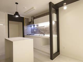 DESIGNCOLORS Modern kitchen White