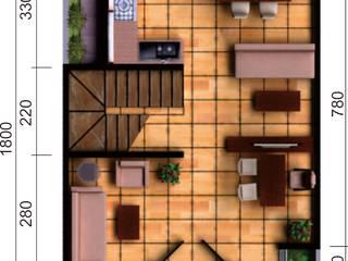 Green Hill - Pekanbaru Oleh RF Arch & Design