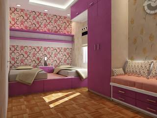 Interior Siak sari-Pekanbaru von RF Arch & Design