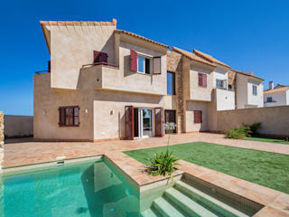 Idearte Marta Montoya Mediterranean style houses