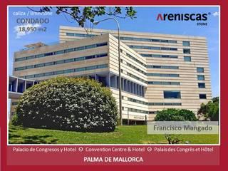 ARENISCAS STONE Centro congressi in stile mediterraneo Calcare Giallo