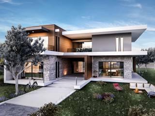 ANTE MİMARLIK Modern home