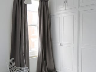 Made to Measure Linen Curtains - Natural Curtain Fabric: scandinavian  by Ada & Ina Natural Curtain Fabrics, Made To Measure Curtains & Linen Bedding, Scandinavian