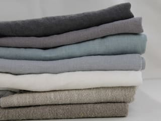 Prewashed Linen Fabric:   by Ada & Ina Natural Curtain Fabrics, Made To Measure Curtains & Linen Bedding