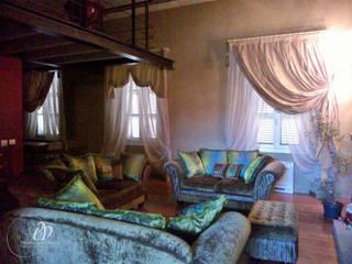 Livings de estilo clásico de Emanuela Volpicelli Interior Designer Clásico