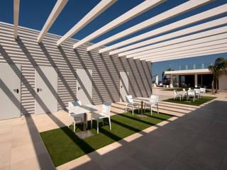 Moderne Bars & Clubs von Sammarro Architecture Studio Modern
