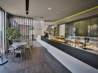 Gastronomie moderne par Sammarro Architecture Studio Moderne