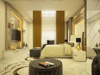 Monnaie Interiors Pvt Ltd Chambre classique