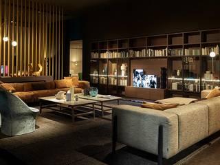 Salas de estilo moderno de Formarredo Due design 1967 Moderno