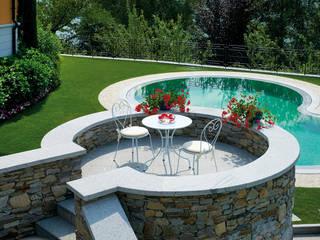 Arredo-Giardino.com Garden Furniture Besi/Baja White