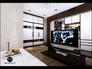 J Permai Interior Kamar Tidur Minimalis Oleh Lims Architect Minimalis