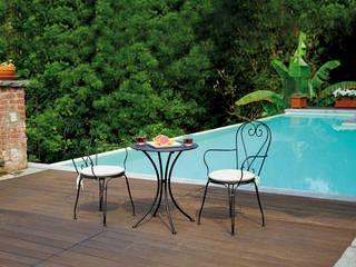 Arredo-Giardino.com Garden Furniture Besi/Baja Black