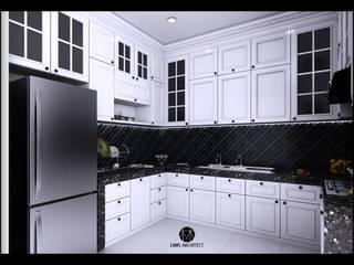 Kitchen Design 1 Dapur Gaya Country Oleh Lims Architect Country