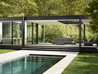 Patios & Decks by Brengues Le Pavec architectes