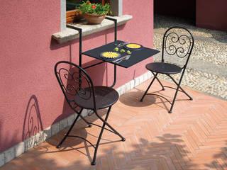 Arredo-Giardino.com Garden Furniture Besi/Baja Grey
