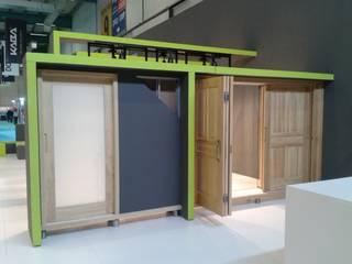 ประตูเลื่อน โดย Möbelti Ahşap Möble San.Tic. Ltd.Şti,