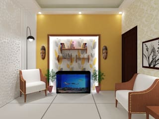 by Kapilaz Space Planners & Interior Designer