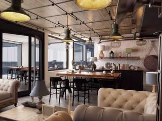 ANTE MİMARLIK  – Mobilyalar:  tarz Yeme & İçme