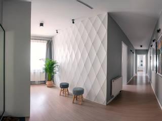 Diamonds - Panele 3D Kalithea Kalithea Korytarz, hol i schodyAkcesoria i dekoracje