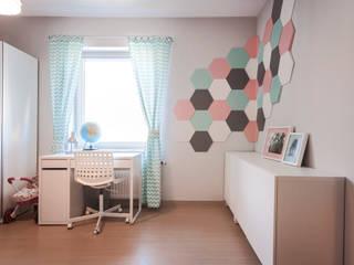 Hexagon - Panele 3D Kalithea Kalithea Pokój dziecięcyAkcesoria i dekoracje