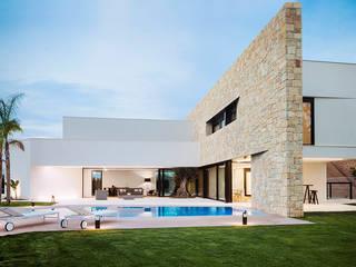 Cumbres Casas de estilo minimalista de Chiralt Arquitectos Minimalista