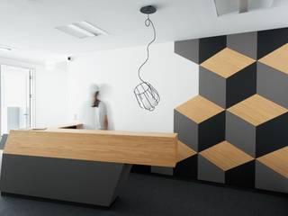 โดย LXSY Architekten โมเดิร์น