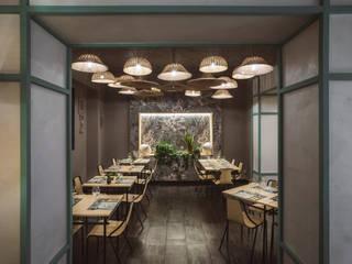 DHABBU L'ASIATICO Gastronomia in stile asiatico di Flussocreativo Design Studio Asiatico