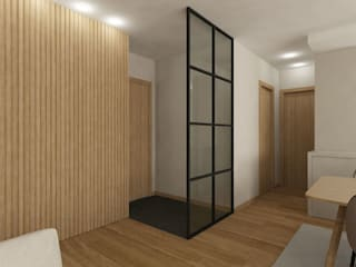 NP Apartment:   por 411 - Design e Arquitectura de Interiores