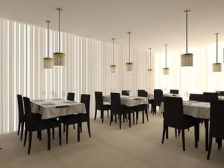 Restaurante Torres:   por 411 - Design e Arquitectura de Interiores