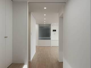 홍예디자인が手掛けた廊下 & 玄関,