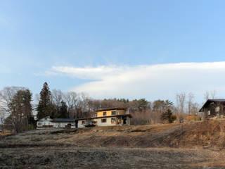 Outward form: すわ製作所が手掛けた家です。