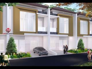 Miga Residence, Nias city Event Venue Modern Oleh Lims Architect Modern
