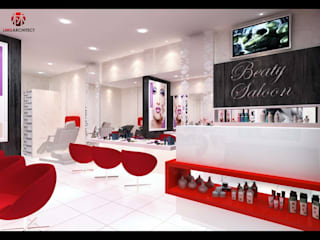 Kichi Salon Oleh Lims Architect