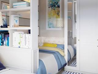Design Service Teen bedroom Beige
