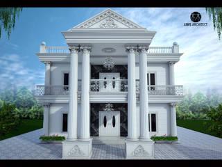 Classic exterior Oleh Lims Architect