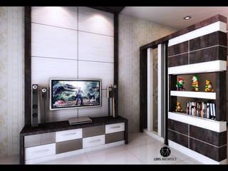 Serdang Residence Interior Furniture Oleh Lims Architect
