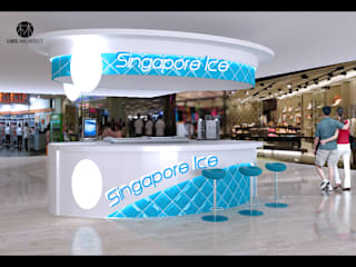 Booth Design Oleh Lims Architect