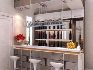 MiniBar Design Oleh Lims Architect