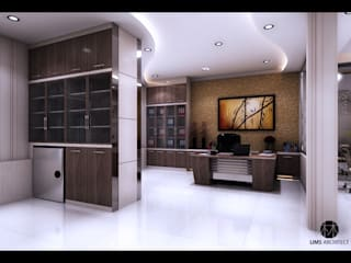 Burjamhal Office:  oleh Lims Architect,