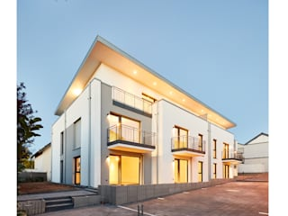 STRICK Architekten + Ingenieure Multi-Family house