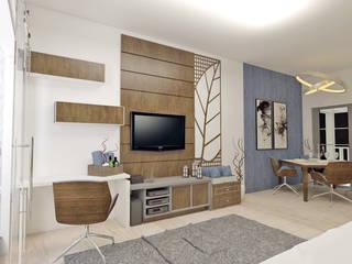 AlevRacu – Beach House :  tarz Oturma Odası