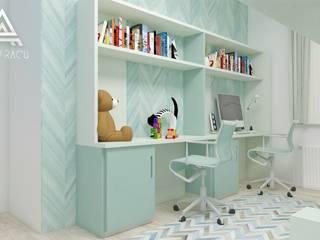 AlevRacu – Çocuk Odası Tasarımları:  tarz Erkek çocuk yatak odası