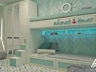 Modern Kid's Room by AlevRacu Modern