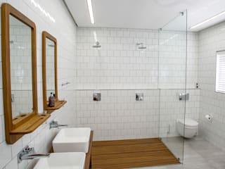 Bathroom Minimalist bathroom by AB DESIGN Minimalist
